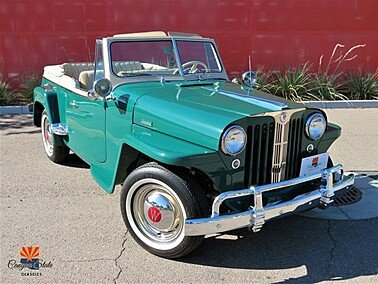 1948 Willys Jeepster for sale 101343477
