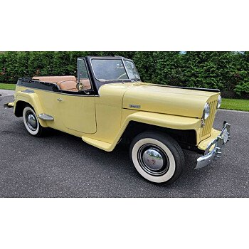 1948 Willys Jeepster for sale 101588986