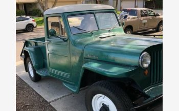1948 Willys Other Willys Models for sale 100981527
