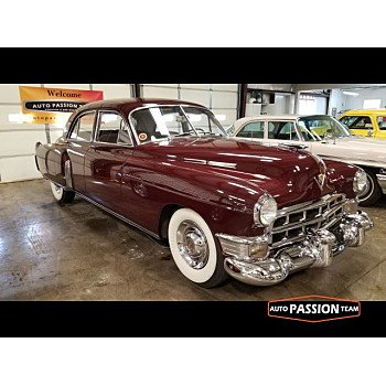 1949 Cadillac Fleetwood for sale 100981372