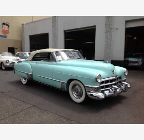 1949 Cadillac Series 62 for sale 100999691