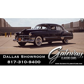 1949 Cadillac Series 62 for sale 101162626