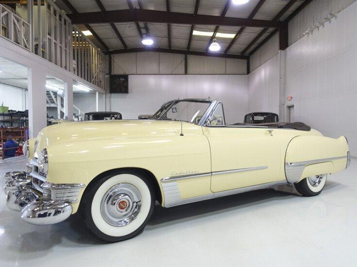 1949 Cadillac Series 62 for sale near Saint Louis ...