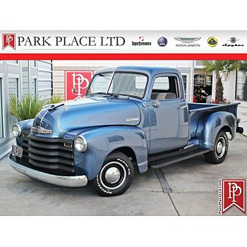 1949 Chevrolet 3100 for sale 101233547