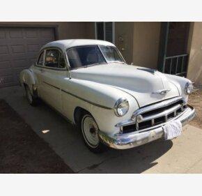 1949 Chevrolet Styleline for sale 100954831