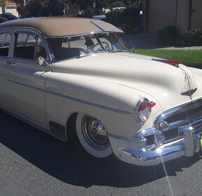 1949 Chevrolet Styleline for sale 101249042
