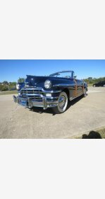 1949 Chrysler New Yorker for sale 101231841