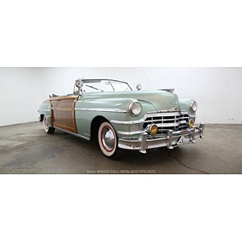 1949 Chrysler Town & Country for sale 100962800