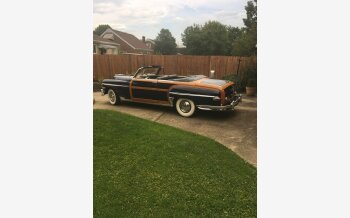 1949 Chrysler Town & Country for sale 101094418