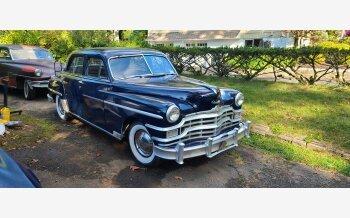 1949 Chrysler Windsor Traveler for sale 101630352