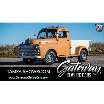 1949 Dodge B Series for sale 101495350