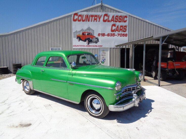 1949 Dodge Coronet for sale 101363419
