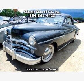 1949 Dodge Wayfarer for sale 101356618