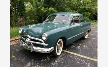 1949 Ford Custom for sale 101234322