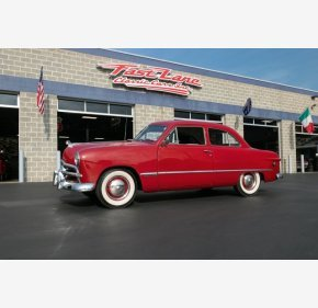 1949 Ford Custom for sale 101257950