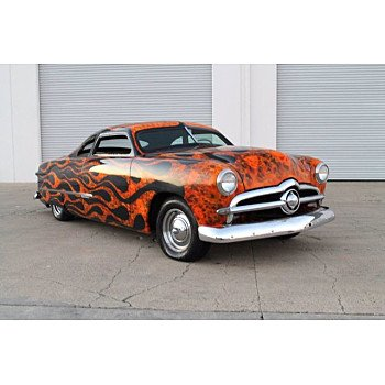 1949 Ford Custom for sale 101418052