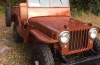 1949 Jeep CJ-2A for sale 101366675