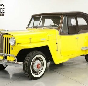 1949 Jeep Jeepster for sale 101226290