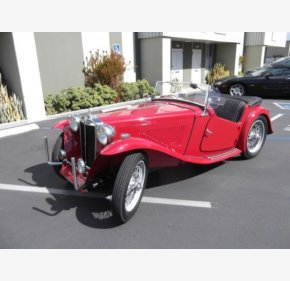 1949 MG TC for sale 101167716