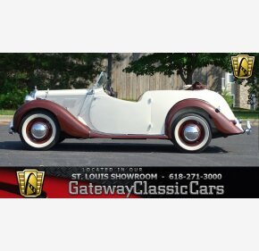 1949 MG YT for sale 100999392