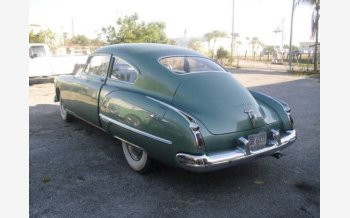 1949 Oldsmobile Ninety-Eight for sale 100823419