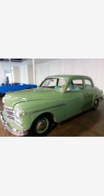 1949 Plymouth Deluxe for sale 101110084