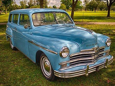 1949 Plymouth Deluxe Suburban for sale 101476581