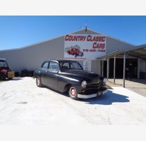 1949 Plymouth Other Plymouth Models for sale 100998089