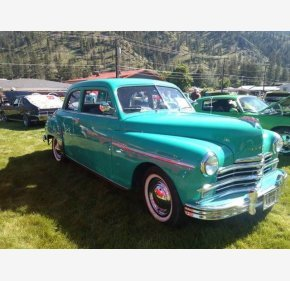1949 Plymouth Special Deluxe for sale 101357723
