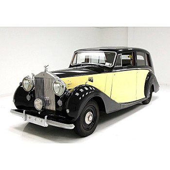 1949 Rolls-Royce Silver Wraith for sale 101140890