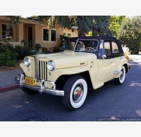 1949 Willys Jeepster for sale 101363065