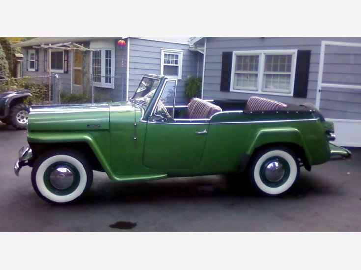 1949 Willys Jeepster Phaeton for sale 101455860