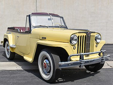 1949 Willys Jeepster for sale 101475151