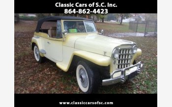 1949 Willys Jeepster for sale 101017383