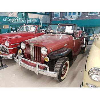 1949 Willys Jeepster for sale 101107430