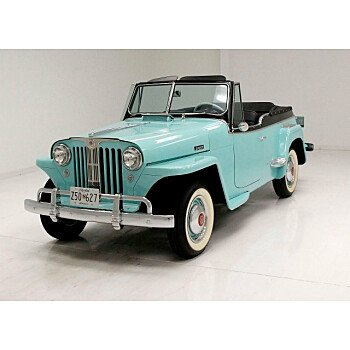 1949 Willys Jeepster for sale 101203824