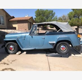 1949 Willys Jeepster for sale 101390786