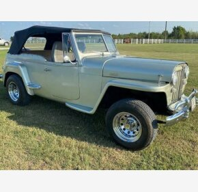 1949 Willys Jeepster for sale 101400038