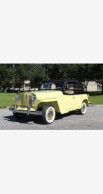 1949 Willys Jeepster for sale 101409420