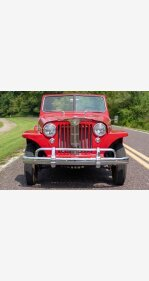 1949 Willys Jeepster for sale 101415061