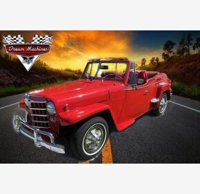 1949 Willys Jeepster for sale 101439091