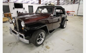 1949 Willys Jeepster Phaeton for sale 101255158