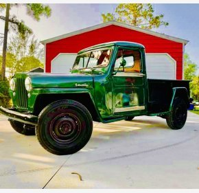 1949 Willys Other Willys Models for sale 101343388