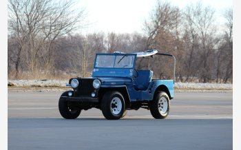 1949 Willys Other Willys Models for sale 101067883