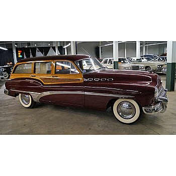 1950 Buick Roadmaster for sale 100991975