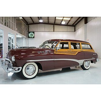 1950 Buick Roadmaster for sale 101391633