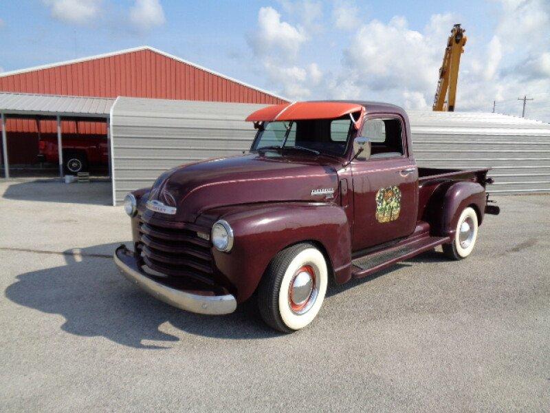 1950 Chevrolet 3100 Classics For Sale Classics On Autotrader