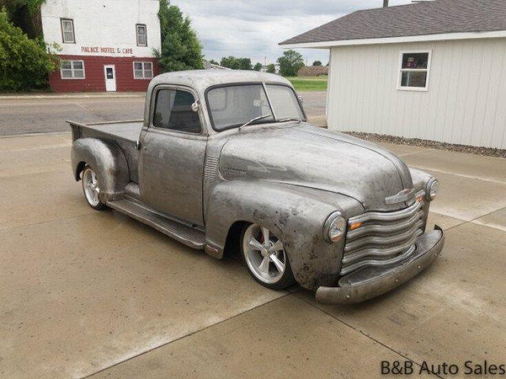 B And B Auto >> 1950 Chevrolet 3100 For Sale Near Brookings South Dakota
