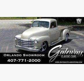 1950 Chevrolet 3100 for sale 101154080