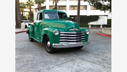 1950 Chevrolet 3100 for sale 101457538